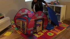 Fun2Give Pop-it-Up® Pit Stop Tent with Race Mat Review