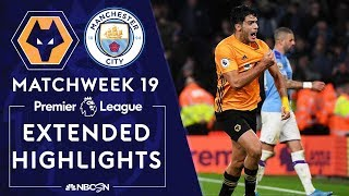 Wolves v Manchester City  PREMIER LEAGUE HIGHLIGHTS  122719  NBC Sports