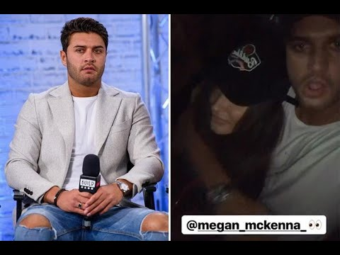 muggy mike celebs go dating girlfriend