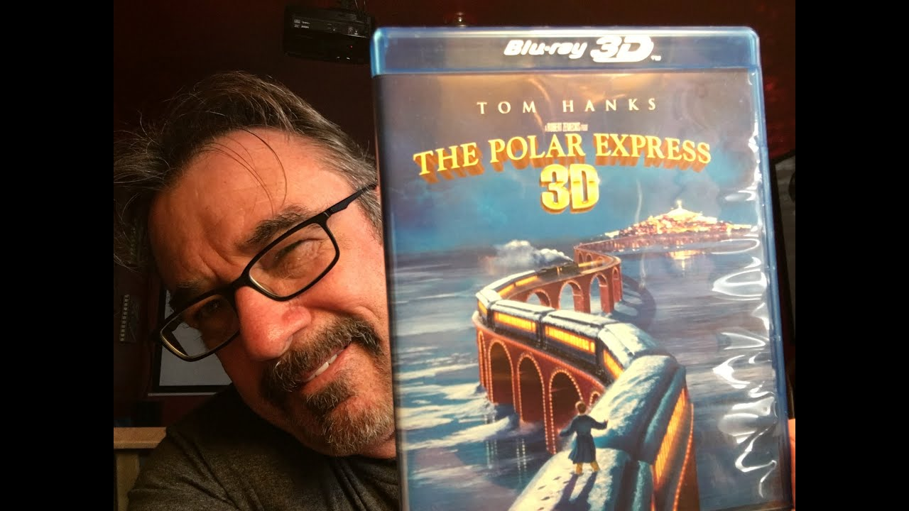 Download The Polar Express 3D Blue Ray Review