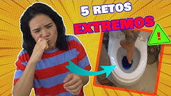 MIS SEGUIDORES ME DAN 5 RETOS EXTREMOS ¿SERÉ TAN VALIENTE? | AnaNana TOYS