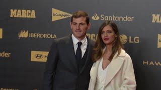 Sara Carbonero y Casillas disfrutan del fado portugués