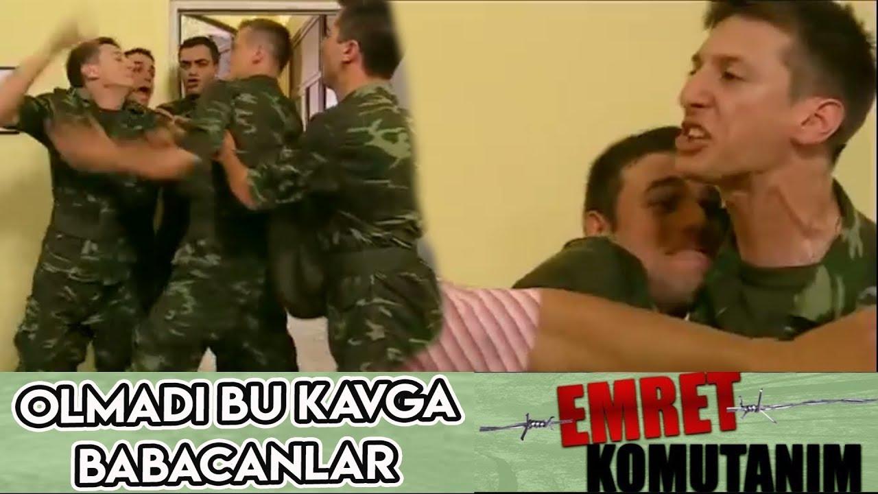 SİNYÖR VE FERİT'İN BÜYÜK KAVGASI - Emret Komutanım