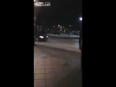 Racist Ex Marine Gets Beat Up