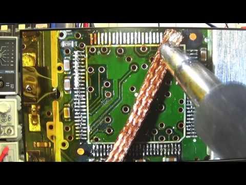 #133 PLL Repair Part 3: Icom IC-706 final repair attempt failed