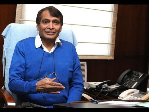 Suresh Prabhu Biography in short and best speeches