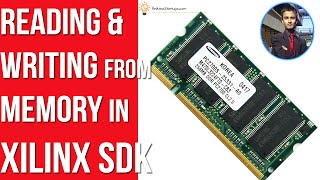 Reading and Writing to Memory in Xilinx SDK - Zynq Tutorials