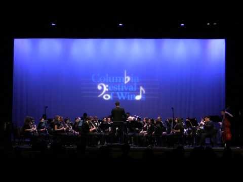 Brooklyn College Conservatory Wind Ensemble - Block M - Jerry Bilik