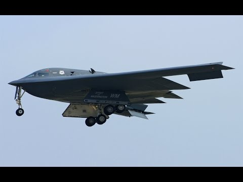 B2 Stealth Bomber | US Most Advanced Expensive Aircraft | Military