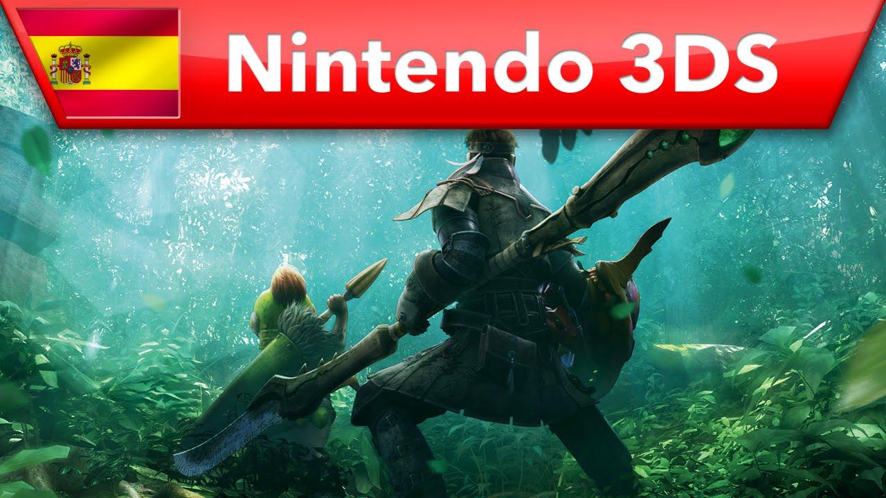 Monster Hunter 4 Ultimate - Prepárate para la caza (Nintendo 3DS)