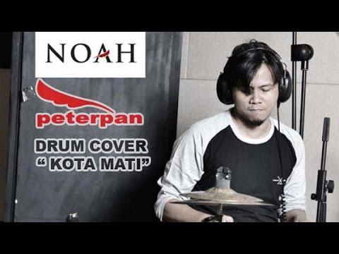 PETERPAN - KOTA MATI (DRUM COVER)