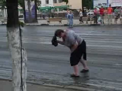 Funny Video on the roads of Russia =)