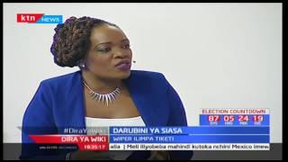 Je, Kalonzo Musyoka apoteza maarufu Ukambani? Dira ya Wiki: Darubini ya Siasa pt 2