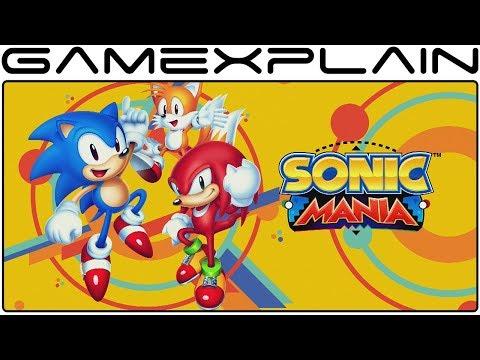 Sonic Mania - Launch Day Stream!