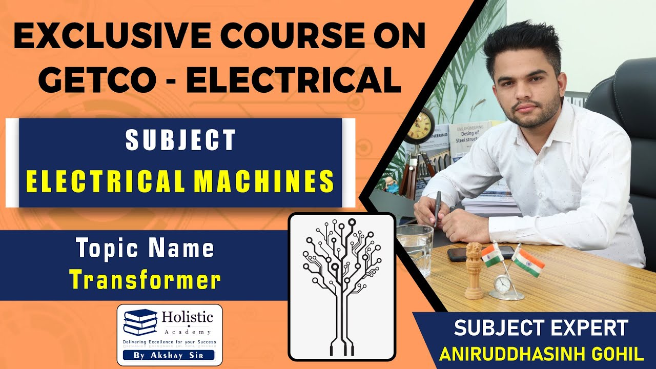 Demo By Aniruddhasinh Gohil Sir || Basic Of Transformer || Preparation Strategy for GETCO Electrical