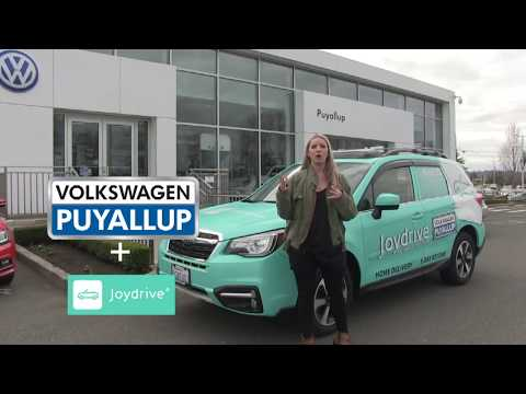 VW of Puyallup + Joydrive   100% Online Car Buying