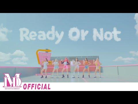 Youtube: Ready Or Not / MOMOLAND