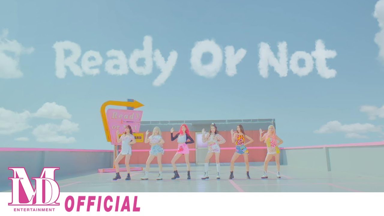 "Download 모모랜드(MOMOLAND) ""Ready Or Not"" M/V"