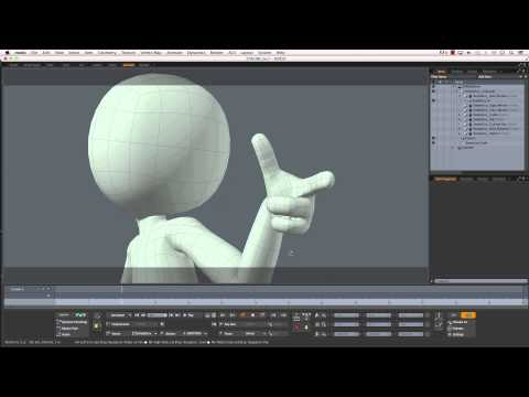 Episode 8: Exploring Animation Principles in MODO - Staging