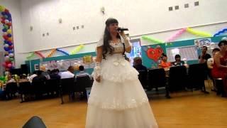 песня невесты, посвященная родителям!