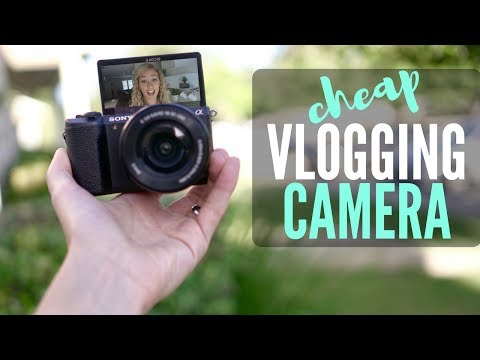 The Sony A5100 is a Great Vlogging Camera!