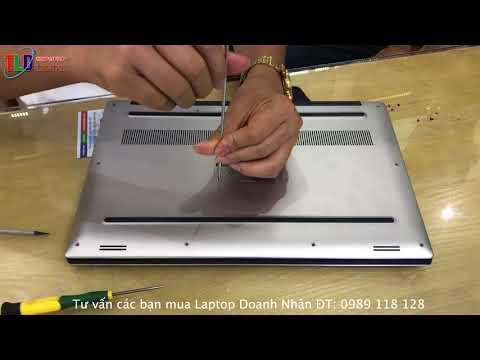 Khám Phá Bên Trong Chiếc Laptop Dell XPS 9550 Màn 4K Giá 30 Trên Củ Khoai