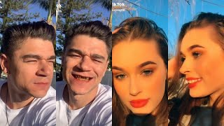 *actual* i look really hot until i smile check 👅🥵 • tiktok compilation