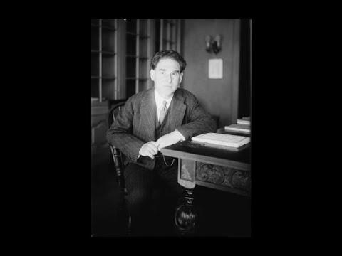 Harold Bauer plays Schumann Traumerei - live 1936