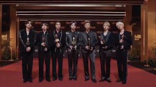 Billboard Music Awards BTS Top Selling Song - Dynamite    BTS Speech! - bts skit billboard music awards speech lyrics
