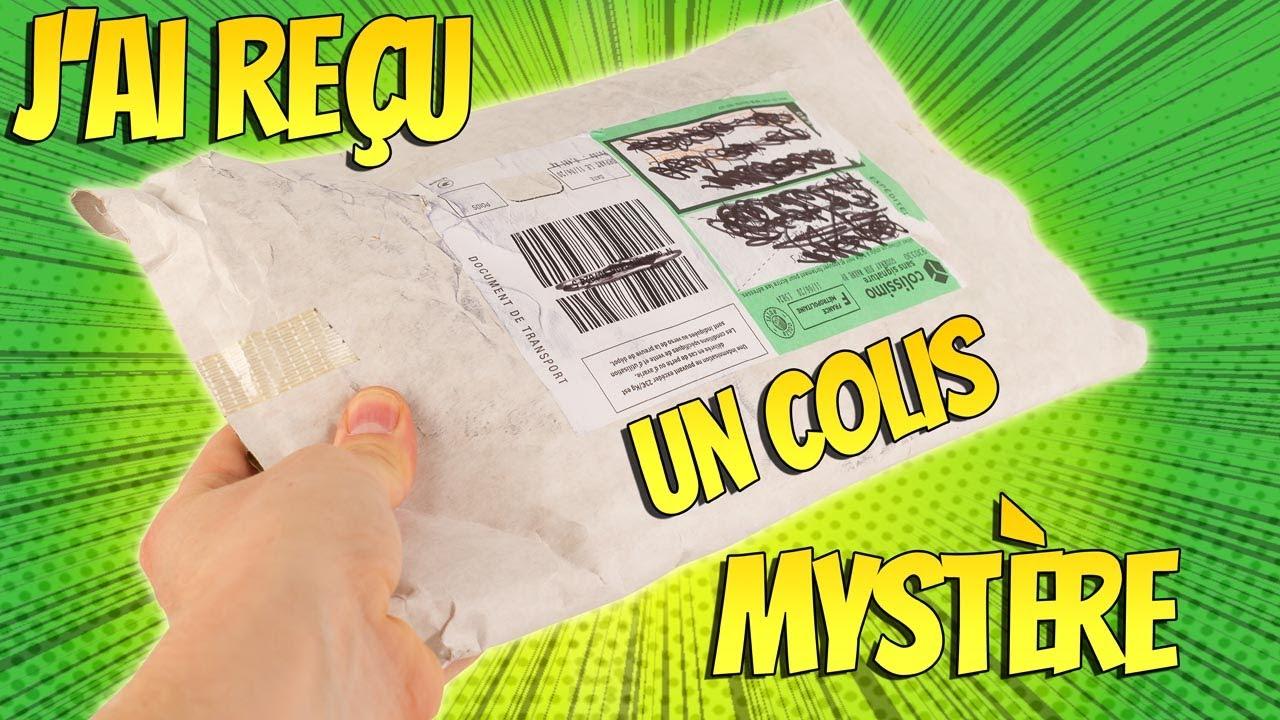 J'ai reçu un colis mystère Super Héros et Compagnie Unboxing Français