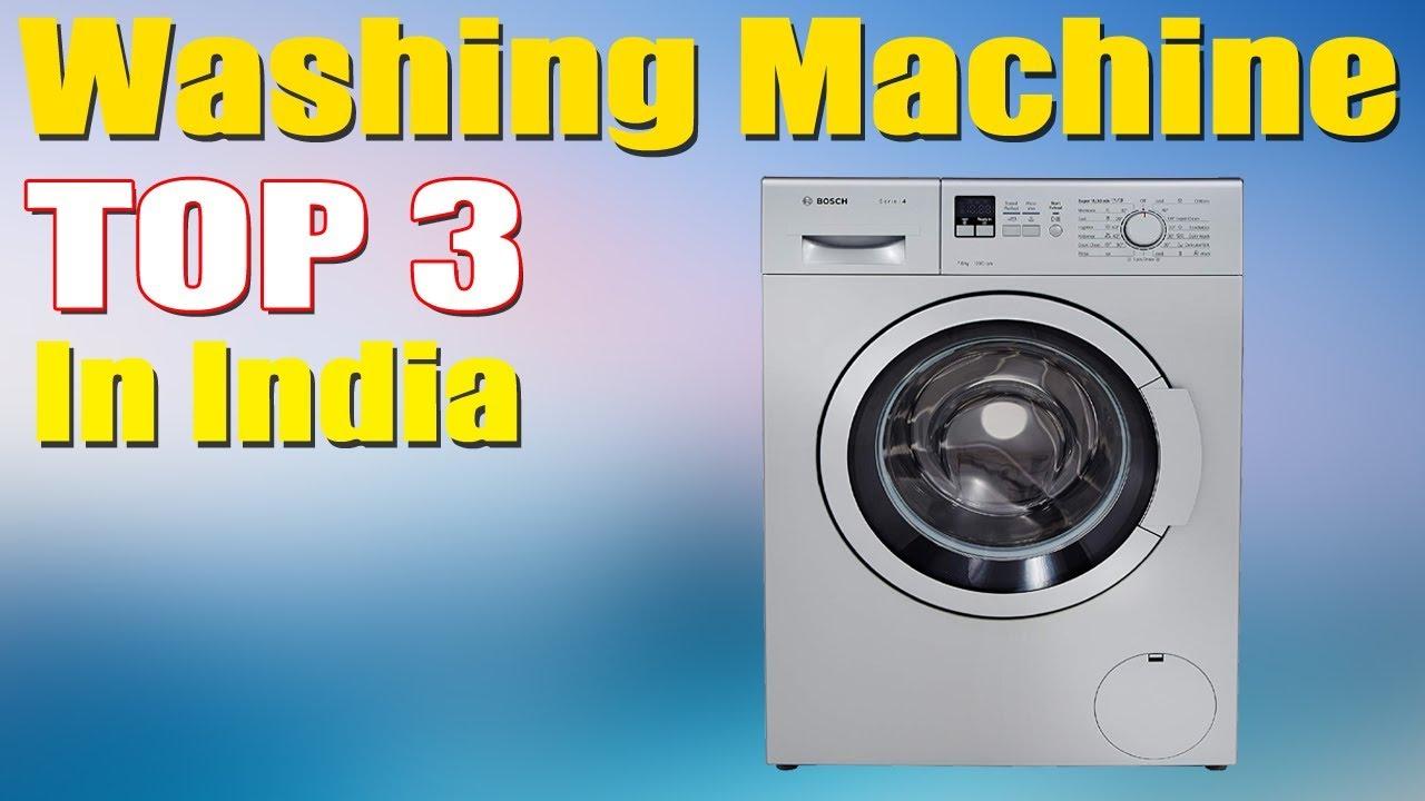 Best Washing Machine 2020.Best Washing Machine In India With Price 2020 Youtube