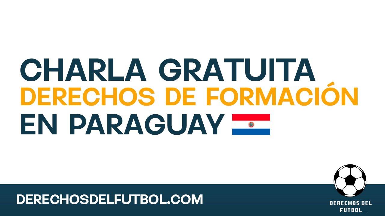 Derechos de formación en Paraguay