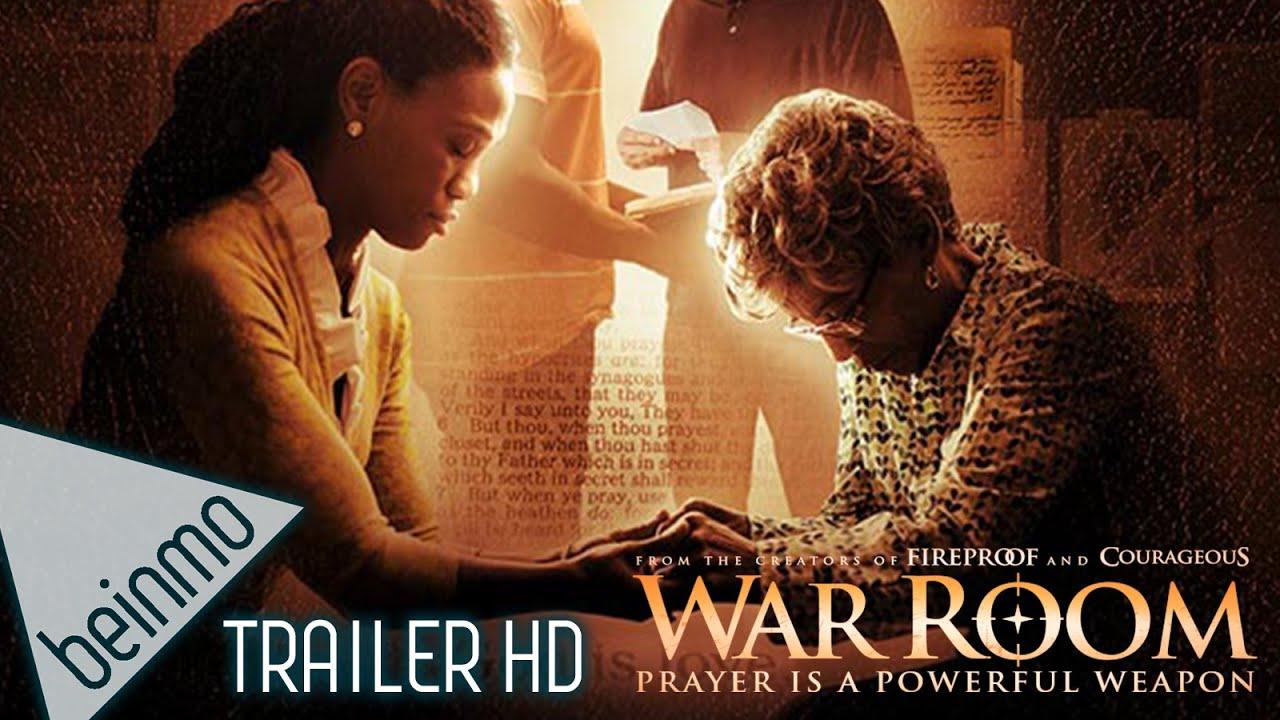 War Room Official Teaser Trailer 2015 Alex Kendrick Priscilla Shirer Beth Moore Inspiring