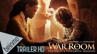 War Room Official Teaser Trailer (2015) Alex Kendrick, Priscilla Shirer, Beth Moore Inspiring Movie