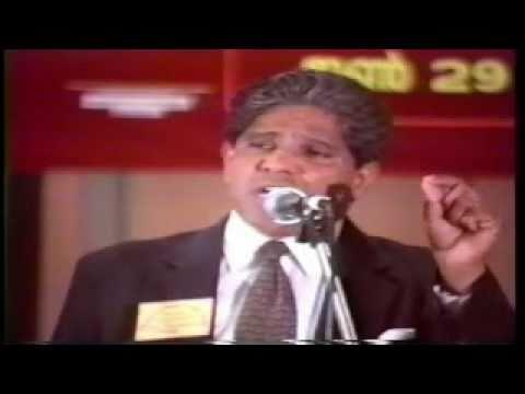 Pastor John Osteen_13th PCNAK1995, Dallas, Texas