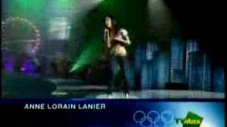 Anne Lorain - Primer Concierto Latin American Idol 2008 YouTube Videos