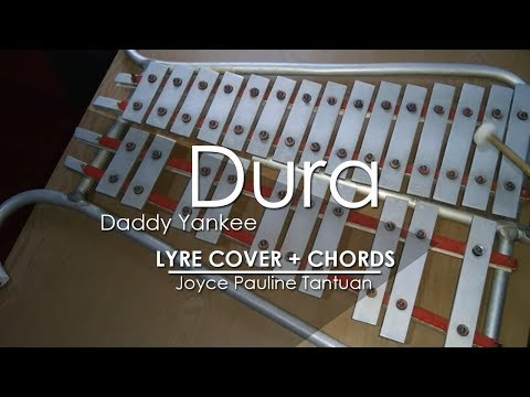 Dura - Daddy Yankee - Lyre Cover
