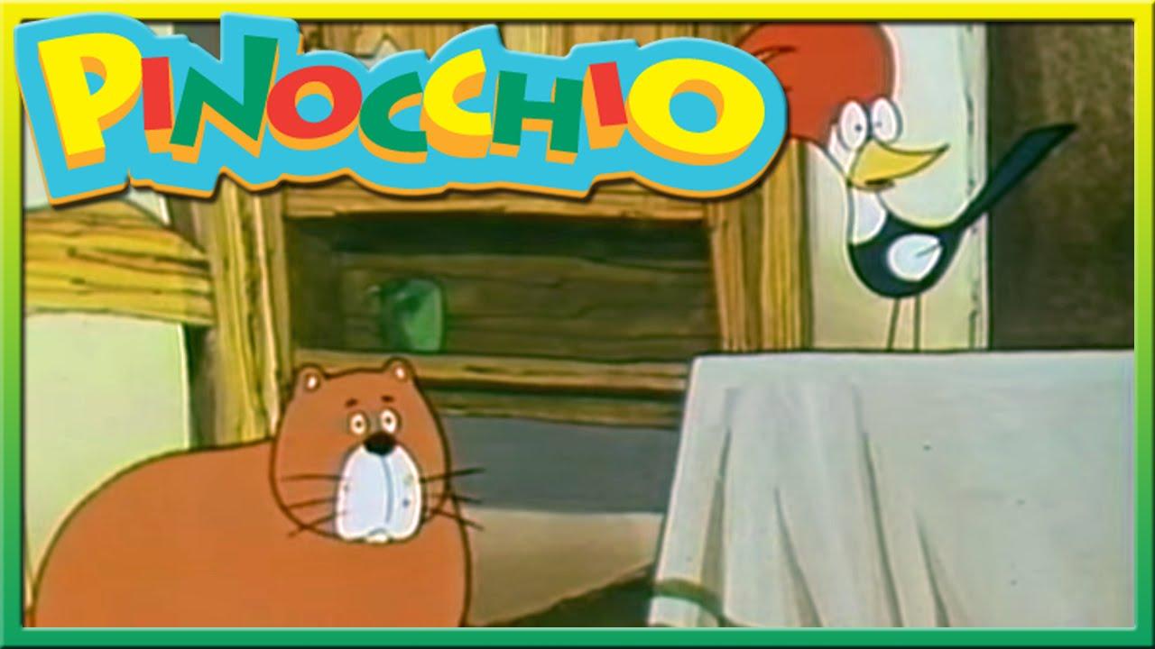 Pinocchio - פרק 2