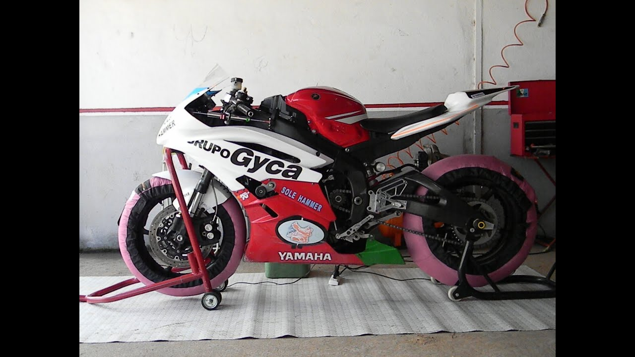 Yamaha R Modified To R