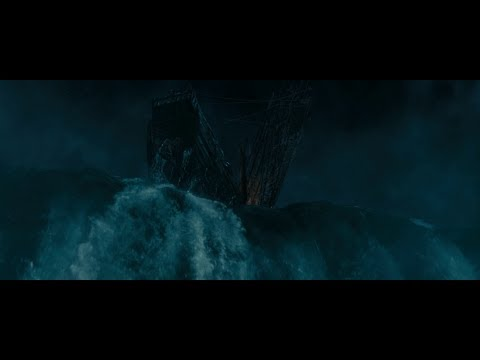 Pirates Of The Caribbean: At World's End - Waterfall   Farthest Gate (HD)