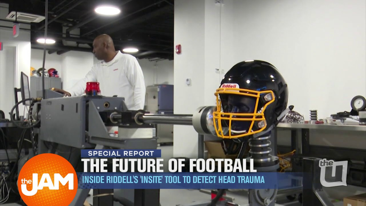 1dfbf575cb2 The future of Football  Inside Riddell s  Insite  Tool to Detect Head Trauma