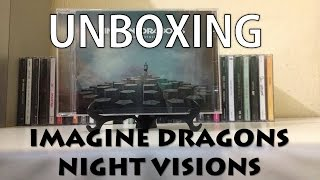 Unboxing: Imagine Dragons - Night visions