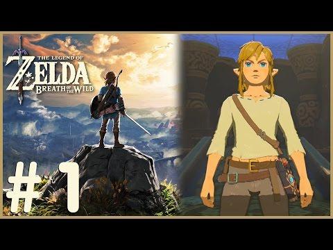 Zelda: Breath Of The Wild – Wake Up Link (1)