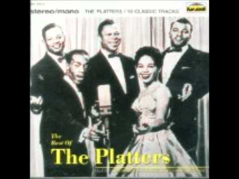 Клип The Platters - If I Didn't Care