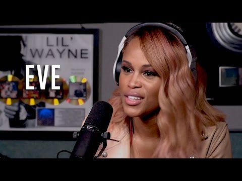 Eve talks Barbershop 3, Being Ready to do Anything for DMX & Married Life in London