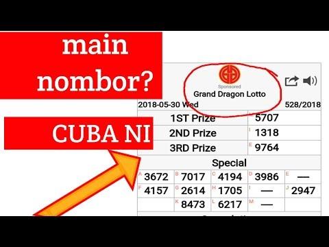 lottery - lotto 4D prediction   grand dragon lotto