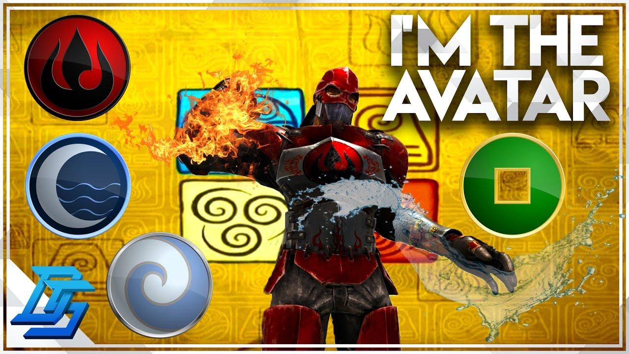 gta 5 avatar the last airbender mod