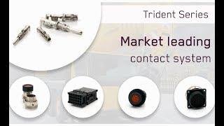 ITT Cannon's Trident Connectors