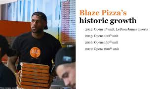 The Emergence of Blaze Pizza