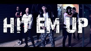 Hit Em Up - @Tyga | Choreography by Di Moon Zhang